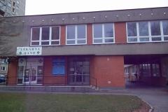 Budova s ordinací